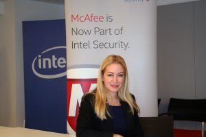 Intel Security Ilkem Ozar